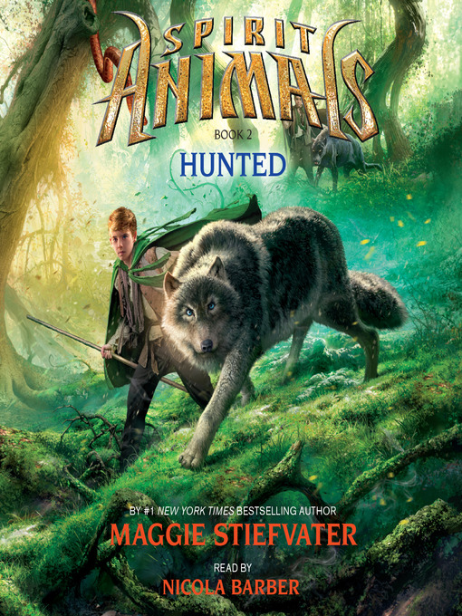 Title details for Hunted by Maggie Stiefvater - Wait list